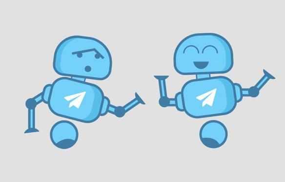 картинка: добавить бота в Телеграм