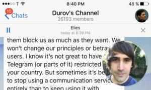 Видеосообщения в телеграмм