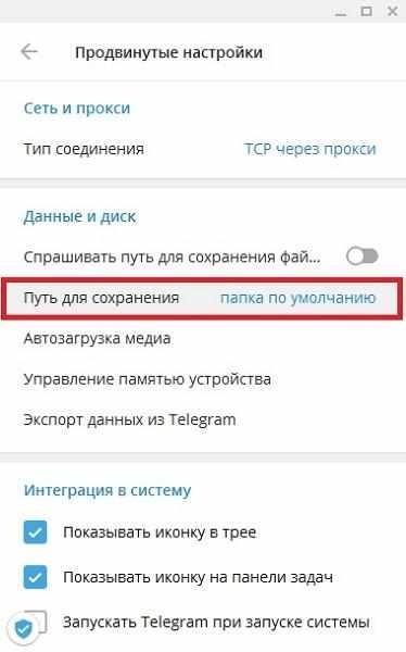 скачать видео в Телеграм - скриншот
