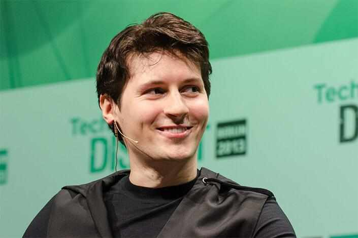 Павел Дуров. Телеграмм не закроют