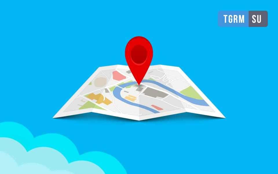 Как отправить геопозицию в Telegram - картинка