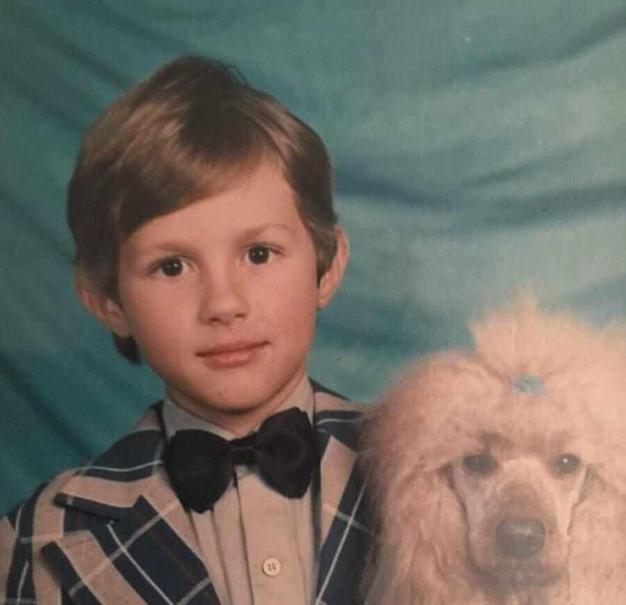 картинка: детство павла дурова