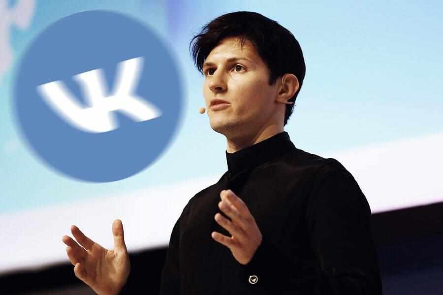 картинка: павел дуров доход от вконтакте