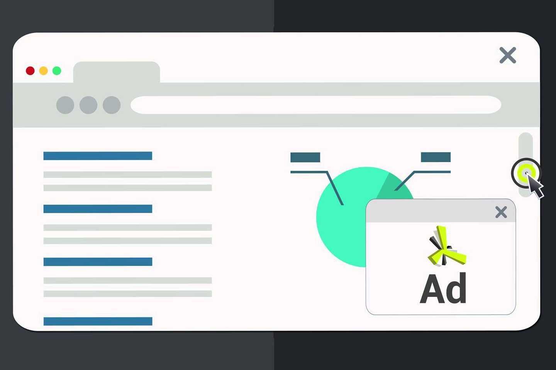 Что такое формат рекламы AdSpot или SlideBanner