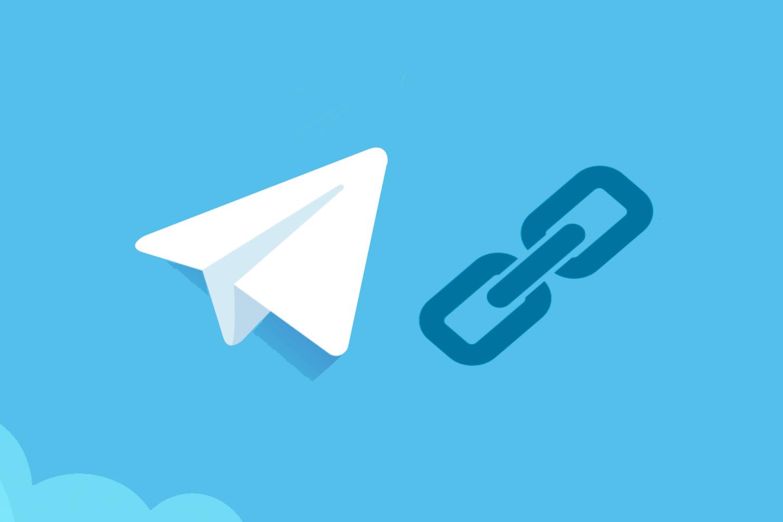 Как создать ссылку на Телеграм-канал из ВК или блога
