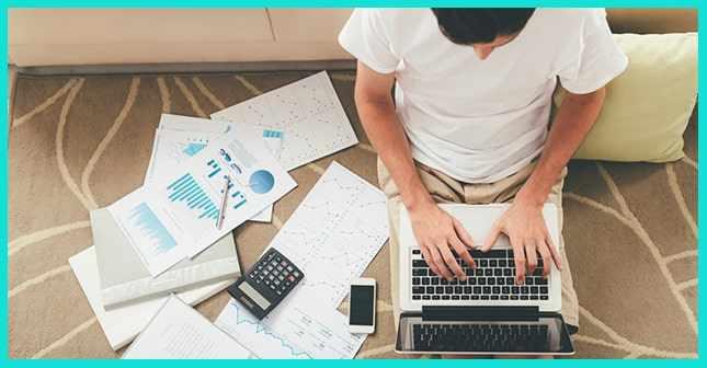 Записывайте и анализируйте свои расходы