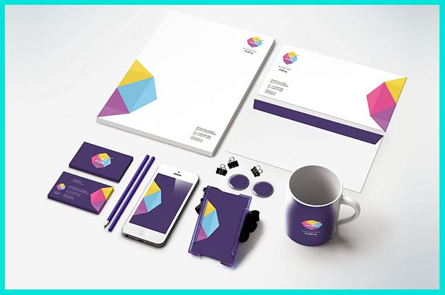 Научиться создавать фирменный стиль можно на курсах графического дизайна