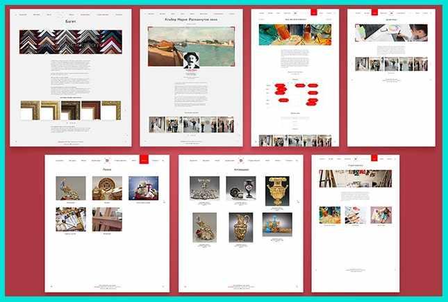 Пример портфолио в формате pdf