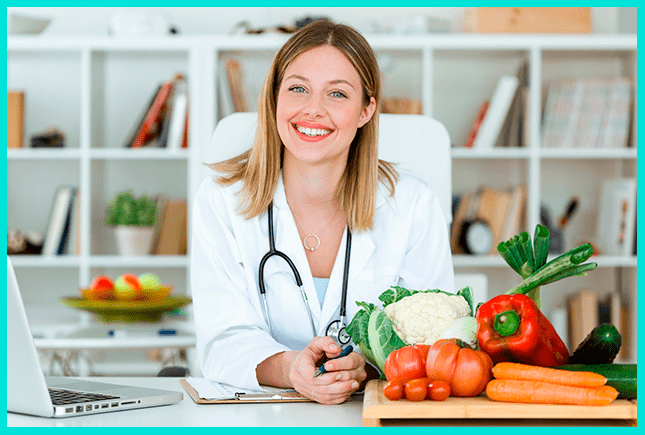 Инфлюенсер в одной теме: Правильное питание