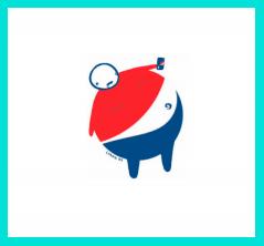 Провальный логотип компании «Pepsi»