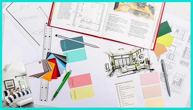Обучение на дизайнера интерьера