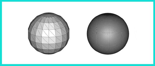 Полигональное 3d моделирование
