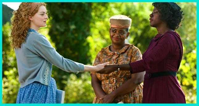 Прислуга - фильм о борьбе за права темнокожих женщин