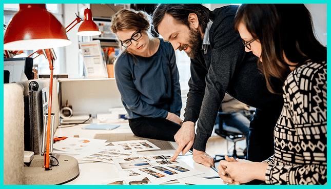 Профессия арт-директор имеет широкий круг обязанностей