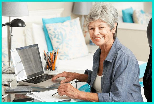 Где найти работу в интернете пенсионеру