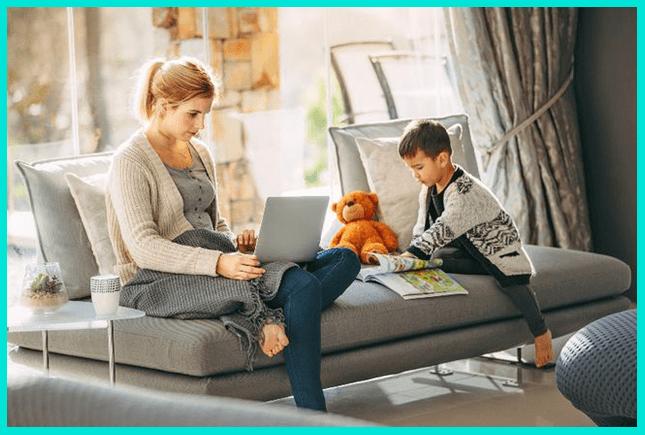 Сетевой маркетинг - это бизнес, которым можно заниматься дома