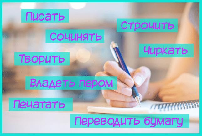 Используйте синонимы для повышения уникальности текста