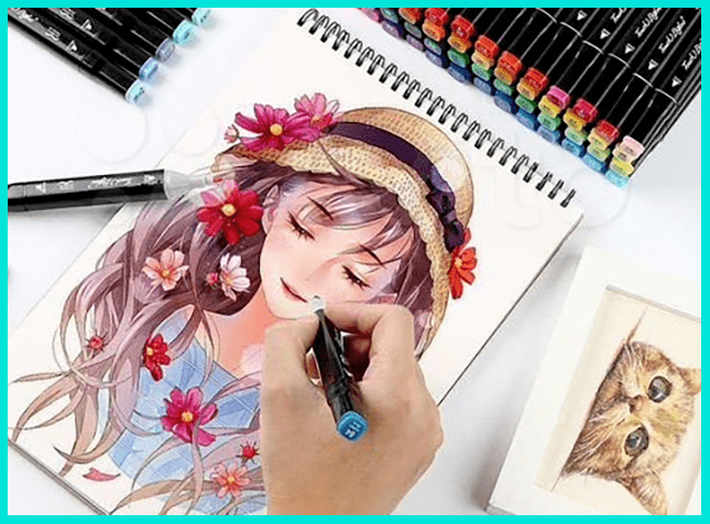 Скетч-портрет - это портретные зарисовки