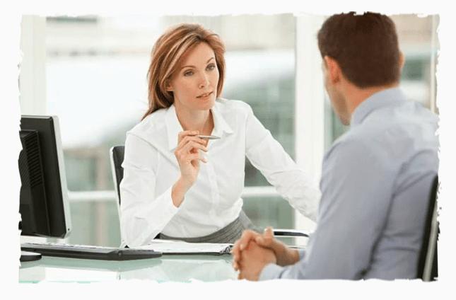 Собеседование с психологом и вопросы на нём