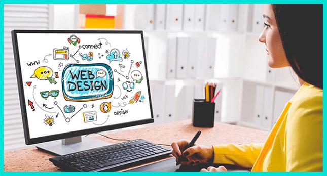 Веб-дизайнер - популярная интернет-профессия