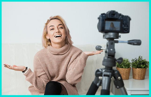 Видеоблог - популярное направление в блоггинге
