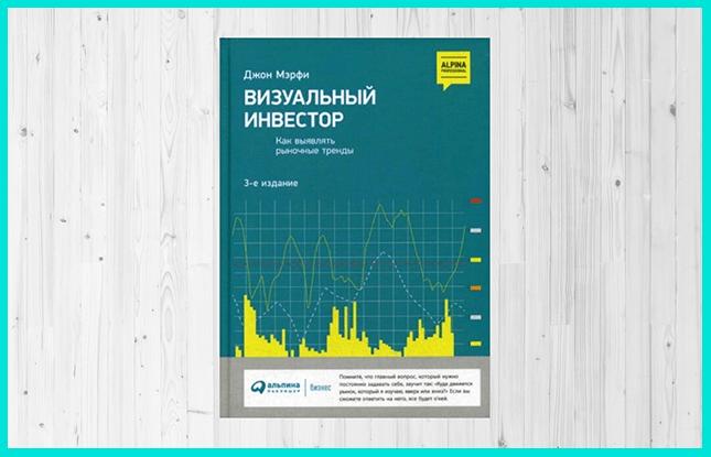 Визуальный инвестор - книга для заработка на инвестициях