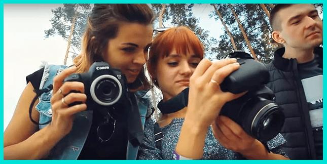 Воркшоп у фотографов простыми словами - это совместная фотосессия