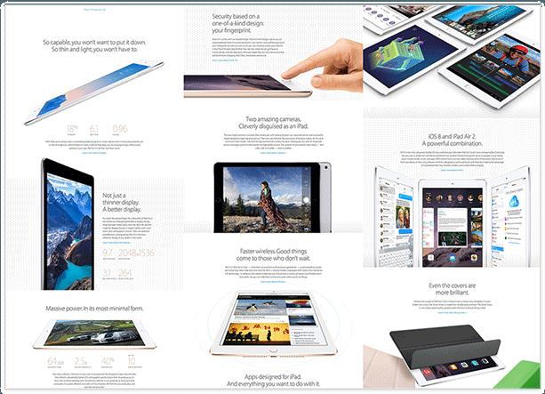 Реклама iPad