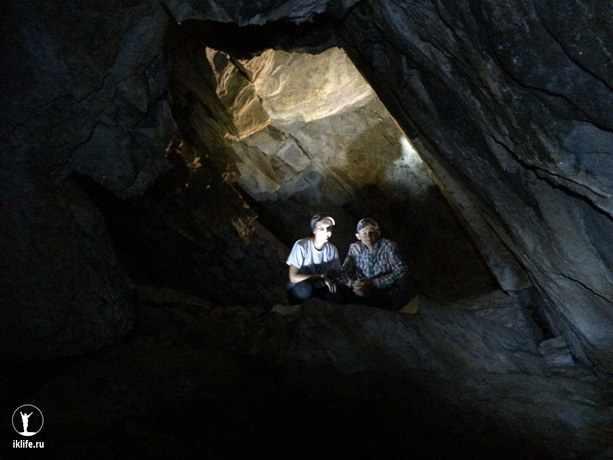 Миндигуловская пещера, Река Белая