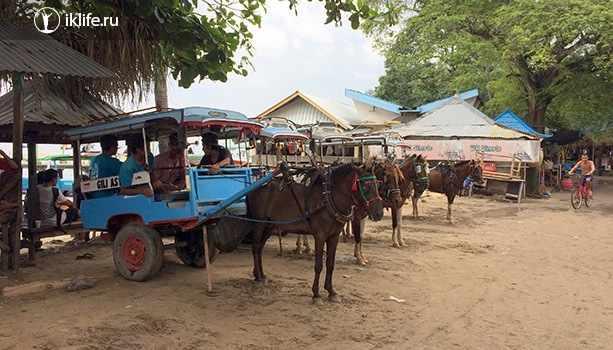 транспорт на Гили
