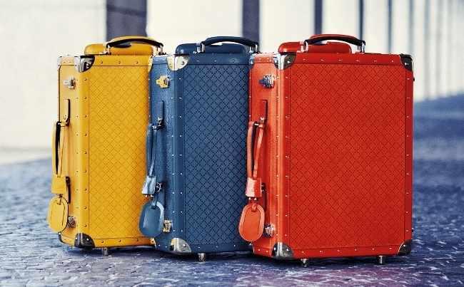 Цветные чемоданыЦветные чемоданы