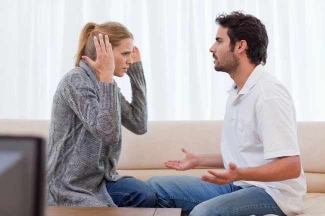 Семейный конфликт