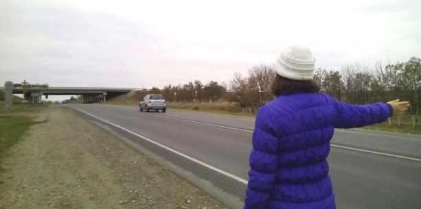 Плюсы и минусы автостопа
