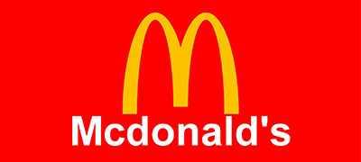 logotip makdonal
