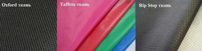 Типы плетения