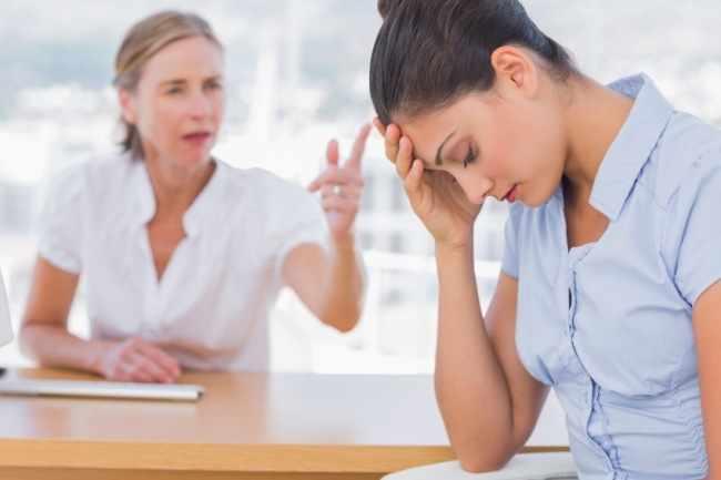 Психологическое давление может стать причиной апатии