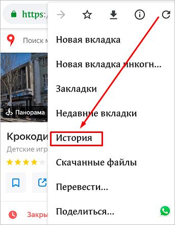 Мобильная версия программы