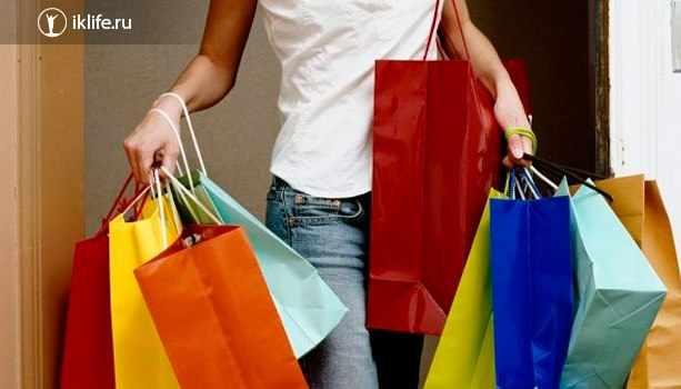 Импульсивные покупки