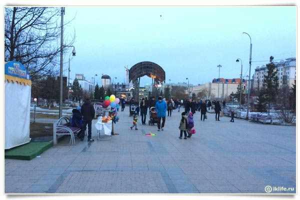 Первомайская улица тюмень