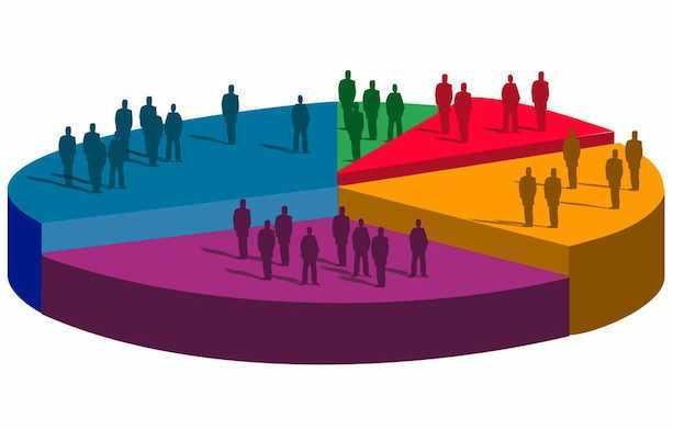 Разделение по группам