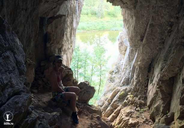 пещеры башкирии на белой